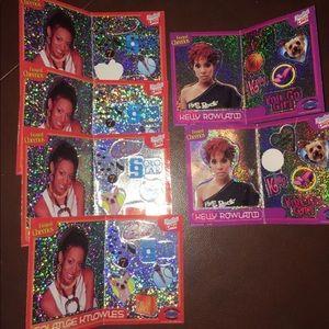 Kelly vintage solange 90s cuterare stickers bundle